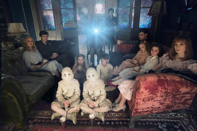 Sirotčinec slečny Peregrinové pro podivné děti (Miss Peregrine´s Home for Peculiar Children) – Recenze