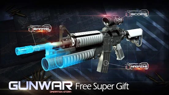 Gun War: Shooting Games Apk Mod  Free on Android Game Download