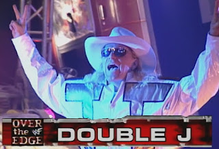 WWF - Over the Edge 1998 Review - Jeff Jarrett goes just by the name Double J