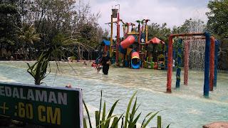 Kolam anak Pantai Cahaya