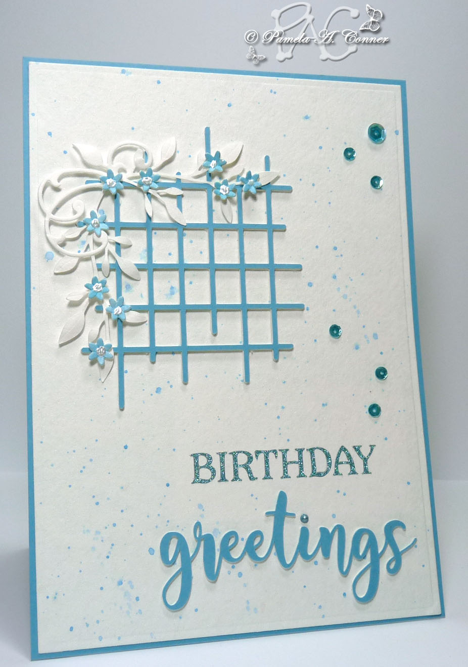 YorkieMoms Creative Corner Mardas Birthday Card – How to End a Birthday Card
