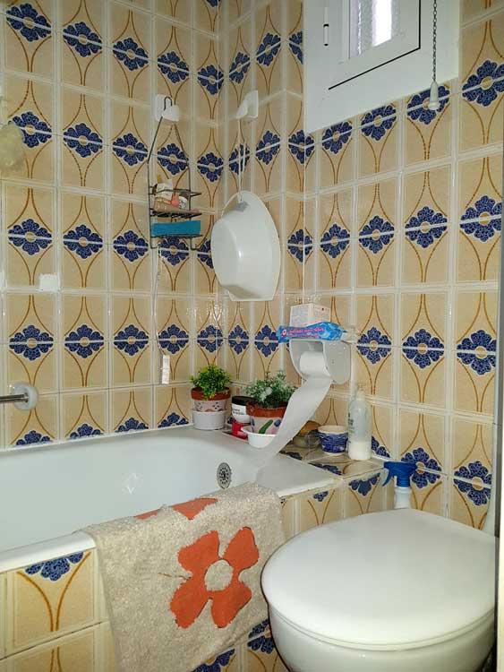 comprar piso avenida almazora castellon wc