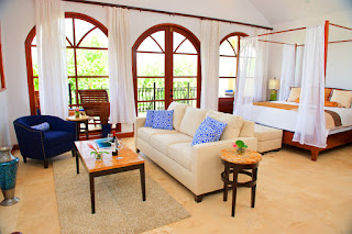 Royal Suite Master Bedroom, San Ignacio Resort Hotel, Belize