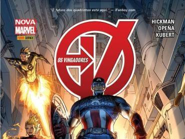Lançamentos de novembro: Panini Comics - Marvel Comics