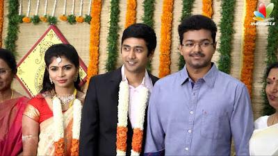 vijay-at-chinmayi-wedding-photo