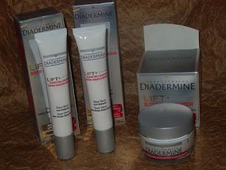 Diadermine Lift+ Super Rellenador, crema hidratante de día y sérum