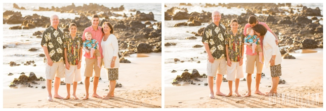 family photographers Maui, HI