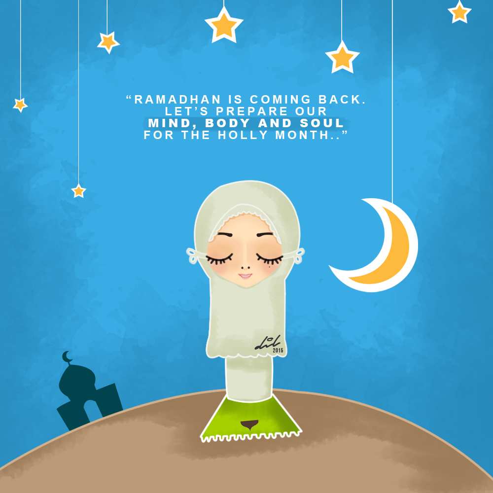Blog Kerana Manisnya Epal: Ramadhan Is Coming Back