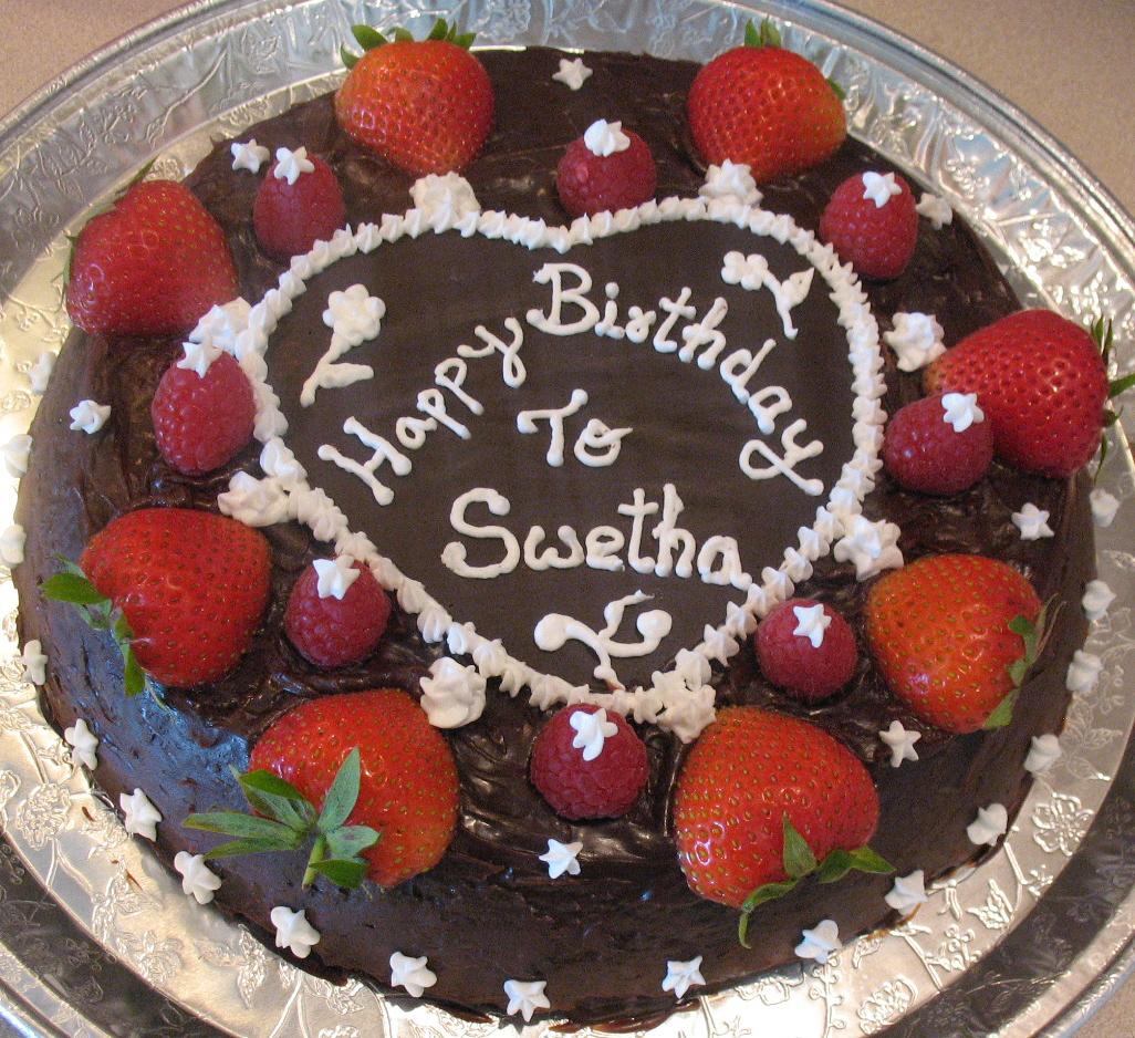 Shweta Birthday Cake
