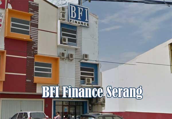 Alamat BFI Finance Cabang Serang Banten