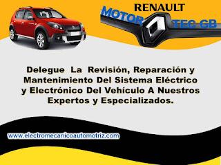 Mantenimiento Luce Renault Motortec GB