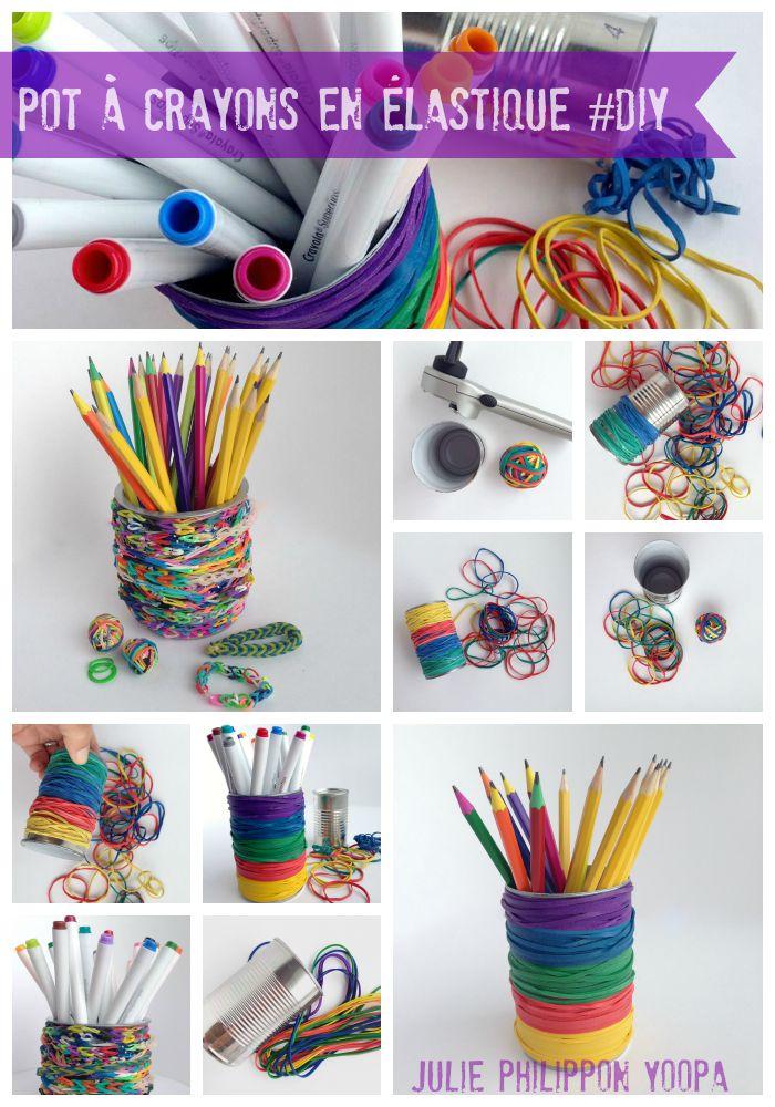 quoi faire avec les bracelets rainbow loom qui tra nent diy mamanbooh. Black Bedroom Furniture Sets. Home Design Ideas