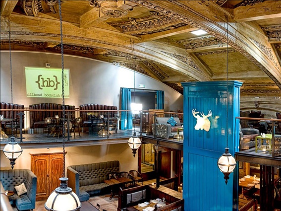 Hillhead Bookclub glasgow