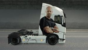 Jason Statham Volvo 2012