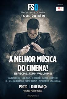 A FSO e as Criações de John Williams Brilharam Num Concerto Fantástico no Porto! A Nossa Experiência na Estreia da FSO em Portugal