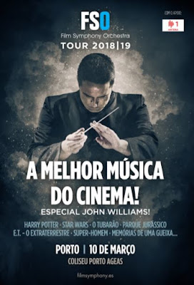 Passatempo - Concerto de Tributo a John Williams no Porto!