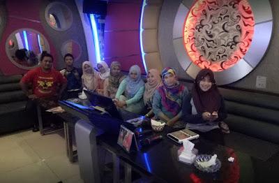 Harga Room Karaoke Inul Vizta Mugas Semarang