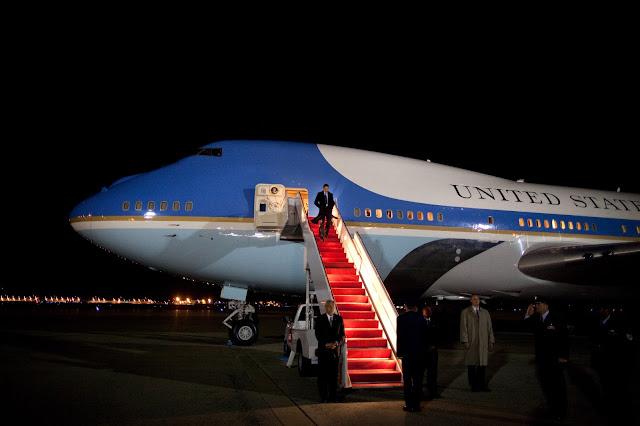 10 Fakta Pesawat Kepresidenan AS, Mampu Mengisi Bahan Bakar Tanpa Mendarat