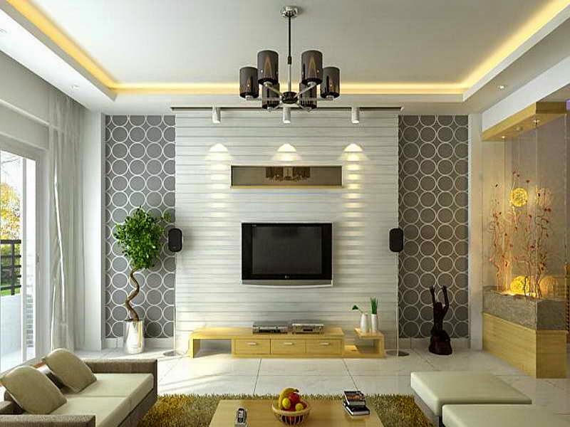 Latest Wallpaper Living Room Ideas For