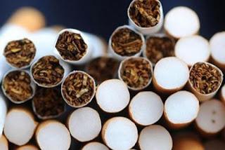 Larangan iklan rokok di Banyuwangi.