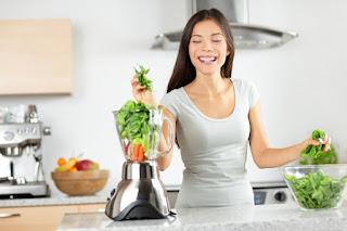 Makanan Sehat Tingkatkan Daya Tahan Tubuh