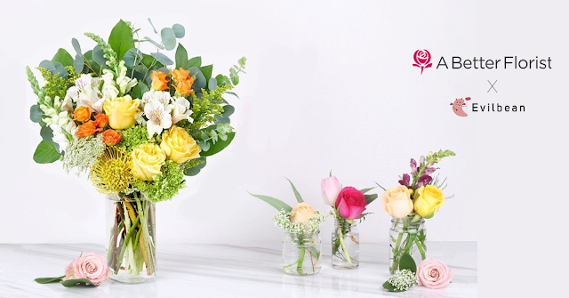 A Better Florist - Evilbean Blogger Singapore
