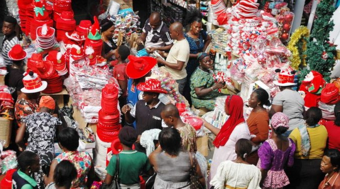 nigerians still celebratory mood