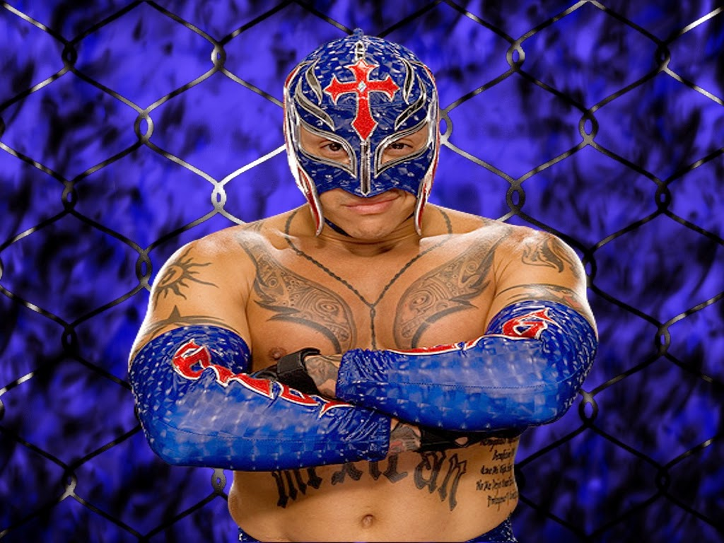 Rey mysterio blue mask - Sin cara definition ...