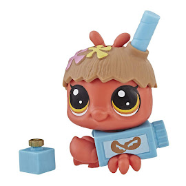 Littlest Pet Shop Series 4 Thirsty Pets Hermit Crab (#4-154) Pet