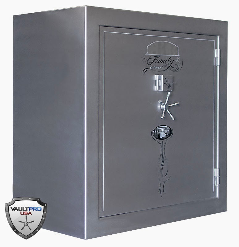 Safe and Vault Door Reviews and How To's: May 2014