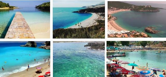 10 Wonderful Albanian Beaches of Adriatic Coast