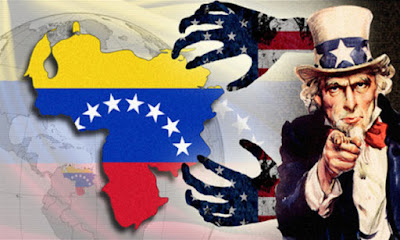 A Venezuela encontra-se em abundância. Tanto o (Governo dos Estados Unidos) quanto as (Mídia convencionais ) estão exagerando ou simplesmente mentindo sobre o estado das coisas na Venezuela.