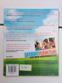 Smart Punktur (Pijat Untuk Mencerdaskan Otak)