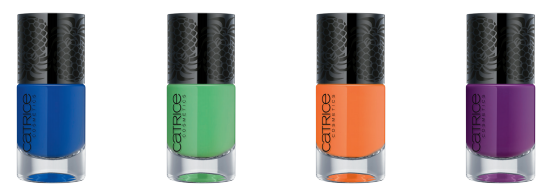Carnival of Colours by CATRICE – Ultimate Nail Lacquer 1