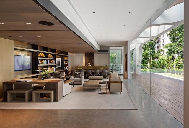 Ardmore Residence Lounge