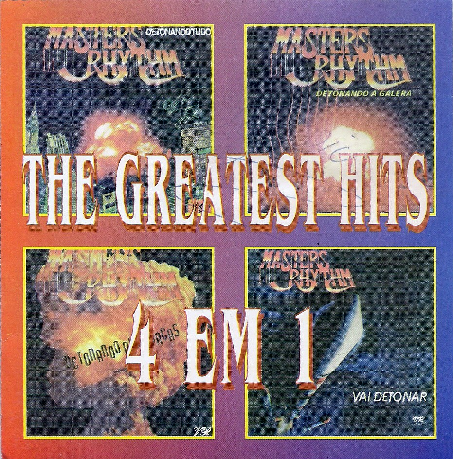 Masters Rhythm 4 Em 1- The Greatest Hits (1998)