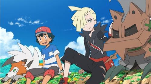 Pokémon Sol y Luna Ultra Aventuras Capitulo 4 Temporada 21 Una advertencia enmascarada