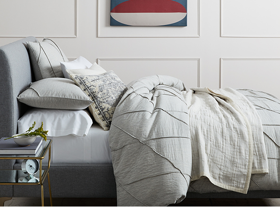 Styling a Bed - How to and Tips