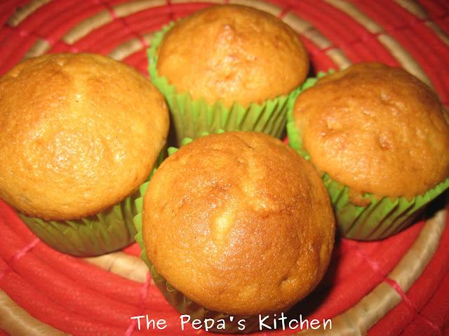 magdalenas con frutos rojos cupcakes