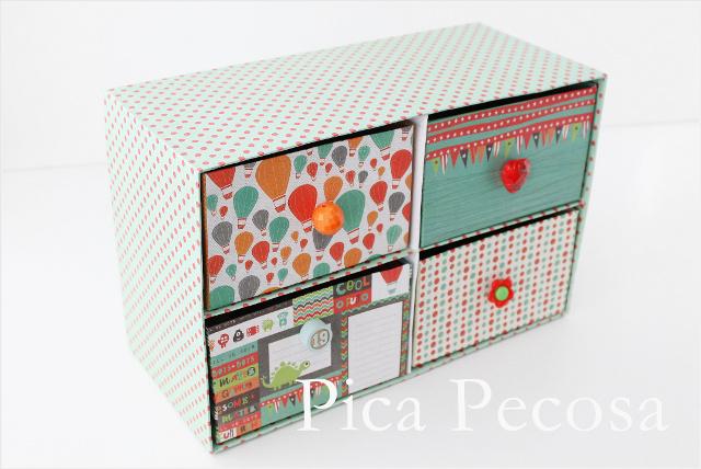 reciclaje-cajas-zapatos-casa-muñecas