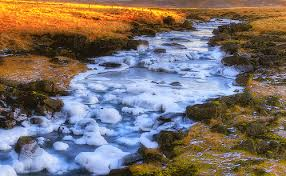 تحضير نص النهر المتجمد للسنة الاولى متوسط الجيل الثاني
