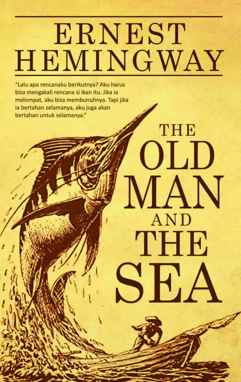 the great dimaggio in the novel the old man and the sea by ernest hemingway Ernest hemingway was born on july 21 the old man in the old man and the sea went after the fish think of the great dimaggiop 1he looked up to him and.