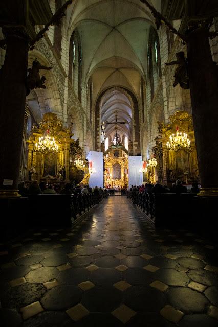 Chiesa del Corpus Domini-Cracovia