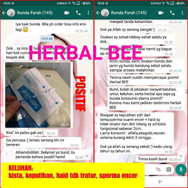Herbal Bee Surabaya, Herbal Bee Neuven, Harga Herbal Bee Alfalfa