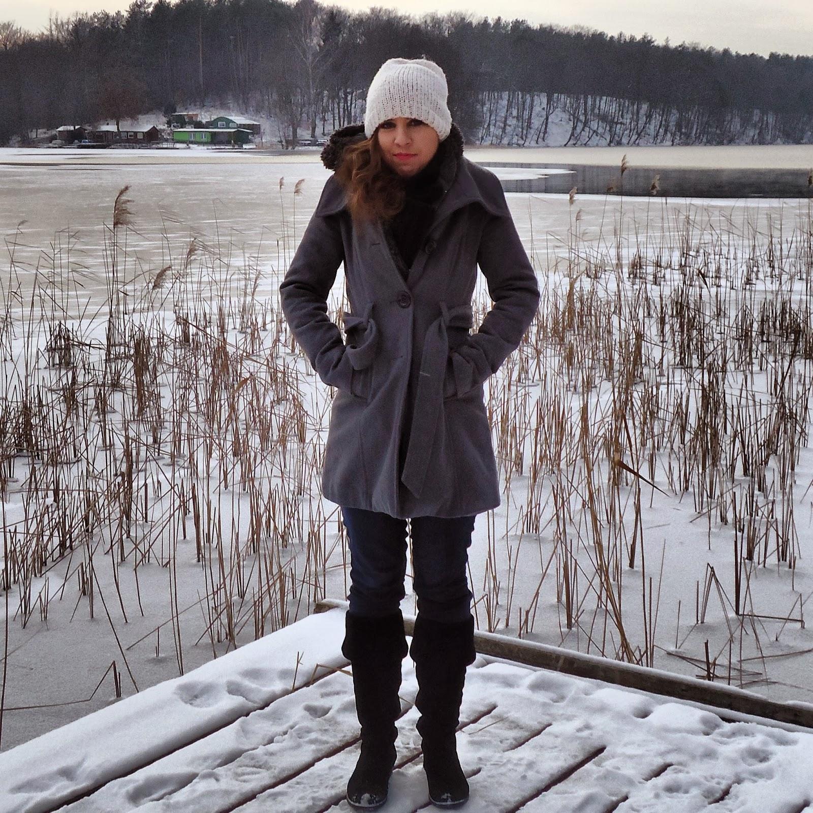 Kuscheliges Winteroutfit