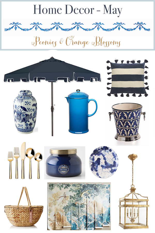 May Home Decor Favorites