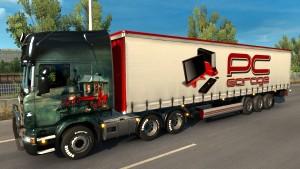 PC Garage trailer mod