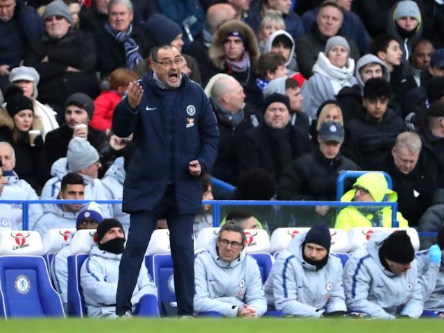 Huddersfield, Sarri s big month, Jorginho, Clinical Higuain and Toxic Hazard - The Chelsea Daft Blog.