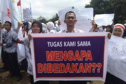 SURAT TERBUKA UNTUK BAPAK PRESIDEN - Kami adalah Guru Tidak Tetap dan Guru Tetap Yayasan atau Guru Honorer di Seluruh Indonesia