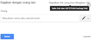 Tutorial Menampilkan File Google Drive di Blog6